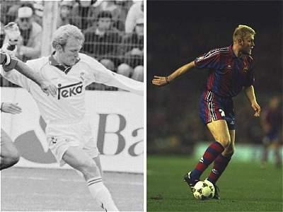 Jugadores en Real Madrid y Barcelona / Galería