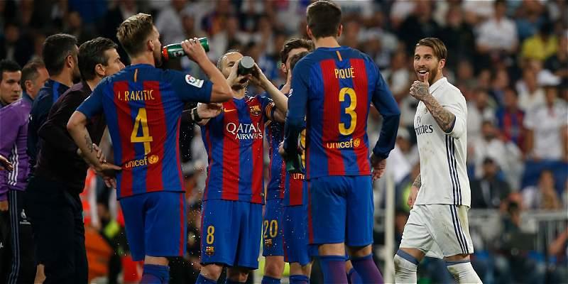 Dardos de todos los tamaños en Real Madrid y Barcelona tras el clásico