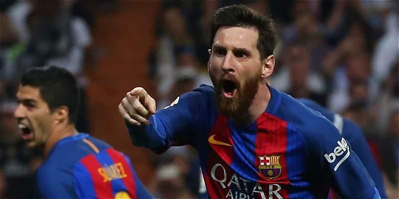 \'Fuimos al Bernabéu a ganar y seguir luchando por la liga\': Messi