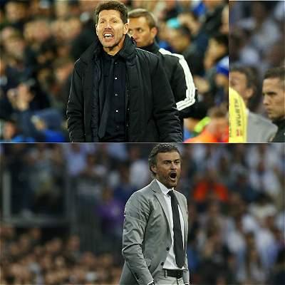 Horas decisivas en Liga de España