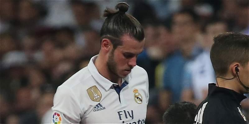 Lesión de Gareth Bale lo deja afuera del Real Madrid por tres semanas