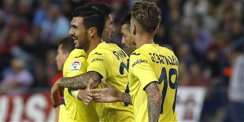 Sin Borré, Villarreal sacó la casta para vencer 0-1 al Atlético