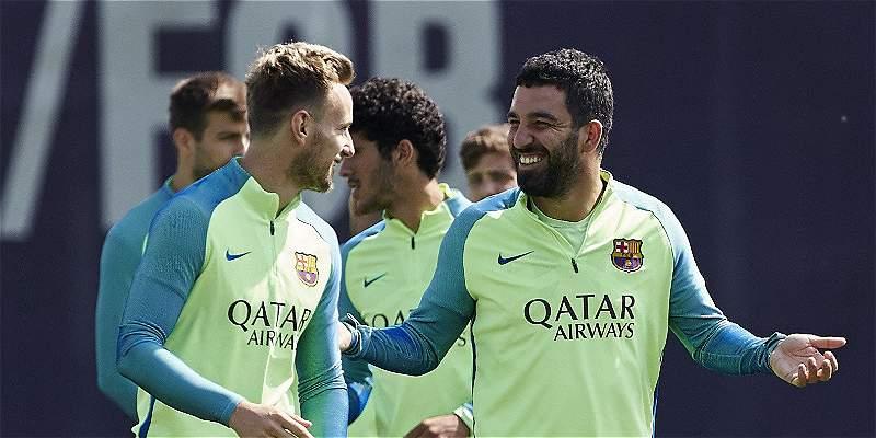 Reviva el minuto a minuto del triunfo 7-1 de Barcelona sobre Osasuna