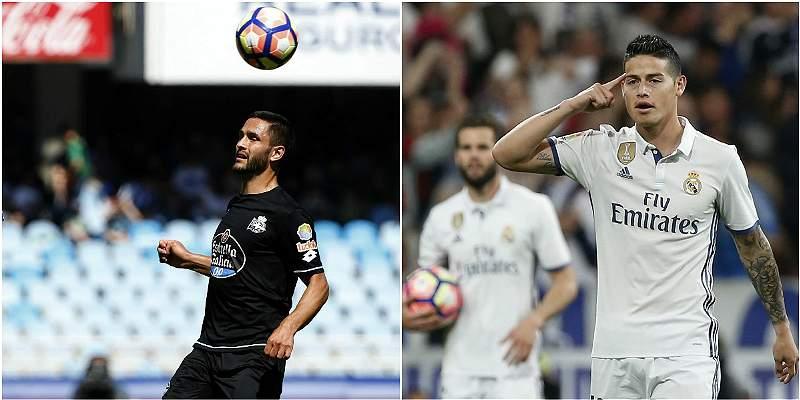 Minuto a minuto Deportivo - Madrid