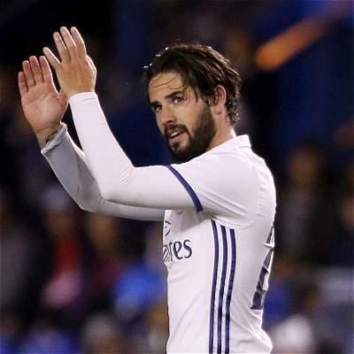 'La grandeza del Real Madrid es tener 23 titulares': Isco Alarcón