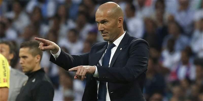 'No soy injusto, tengo un inmenso respeto por mis jugadores': Zidane
