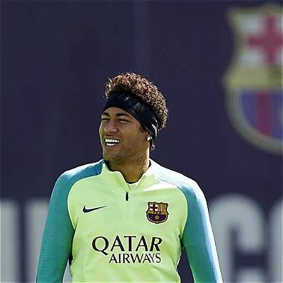 Luis Enrique confía que Neymar mantendrá la calma frente a Espanyol