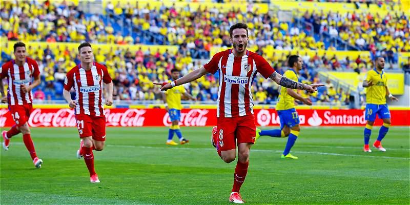Crónica Las Palmas - Atlético