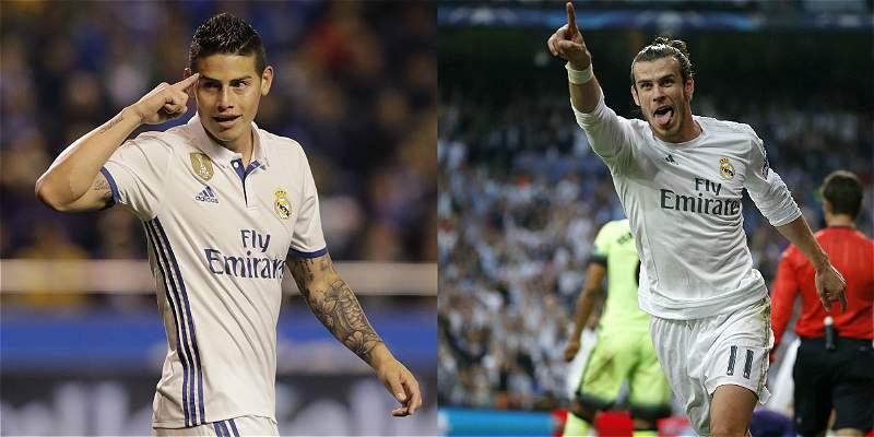 Manchester United sacudiría el mercado con \'ofertón\' por Bale y James