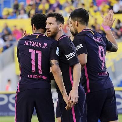 Barcelona, a ganarle al Éibar para soñar con quedarse con la Liga