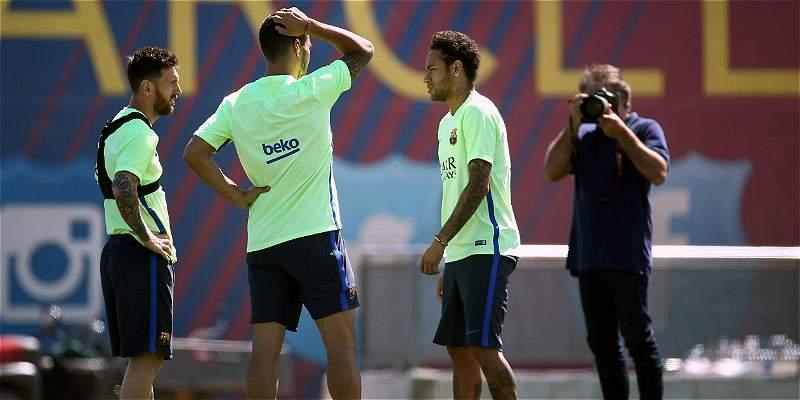Reviva el minuto a minuto del duelo Barcelona vs Eibar por la Liga