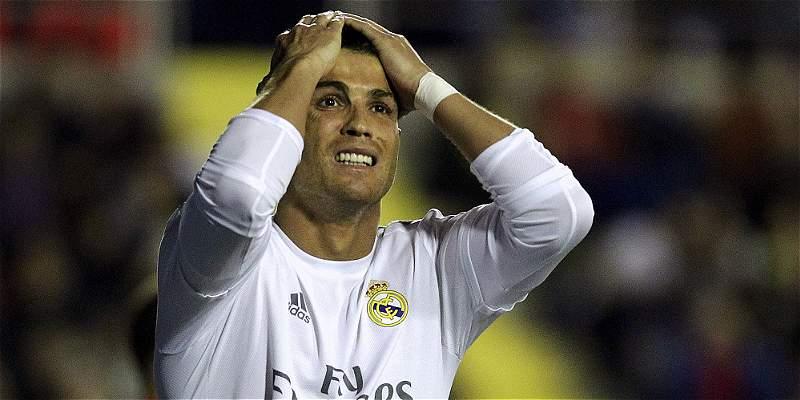 Evasión Cristiano Ronaldo