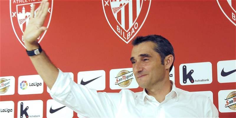 Confirmado: Ernesto Valverde es el nuevo entrenador del Barcelona
