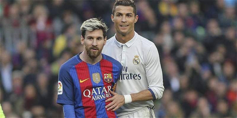 Messi elogió a Cristiano Ronaldo: \'es uno de los mejores del mundo\'