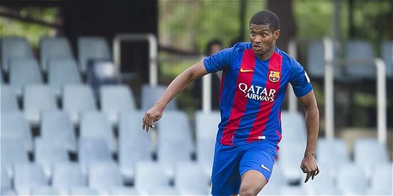 Barcelona hizo efectiva opción de compra del brasileño Marlon Santos