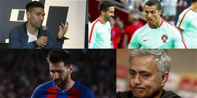 Las estrellas del fútbol, en la mira de la justicia por evasión fiscal