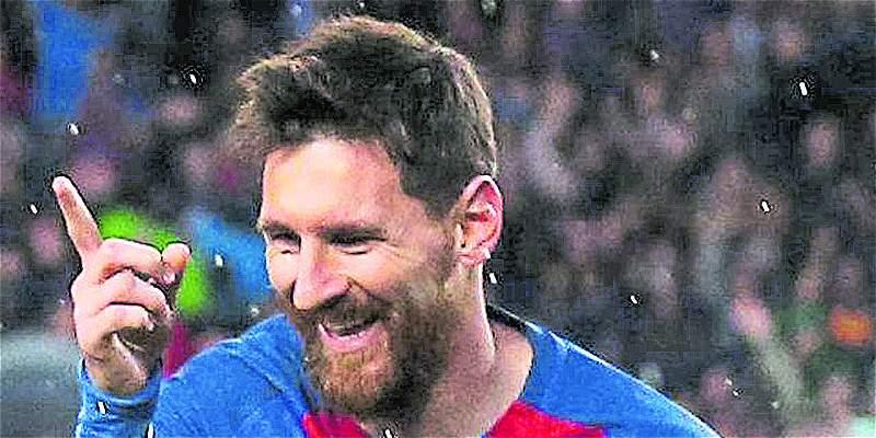 Messi, elegido como el mejor jugador del Barcelona en la temporada