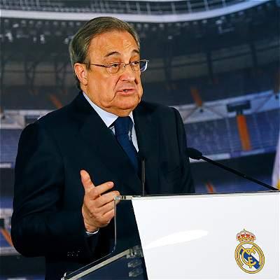 'James es del Madrid, no se van cuando ellos quieren':Florentino Pérez