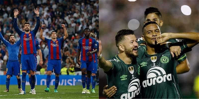 Barcelona cumple su promesa: jugará contra Chapecoense en el Camp Nou