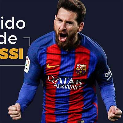 Lionel Messi renovó con FC Barcelona