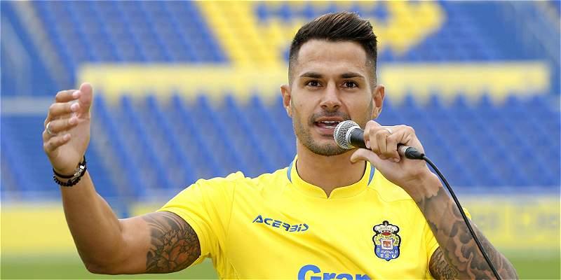 'Vuelvo a casa, a ganarme un lugar y no me voy a reservar nada':Vitolo