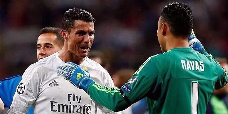 'El mejor jugador del mundo, debe estar en el Real Madrid': Navas