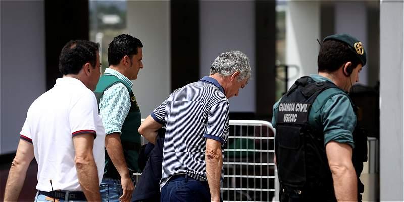Prisión sin fianza para Ángel Villar y su hijo Gorka por corrupción