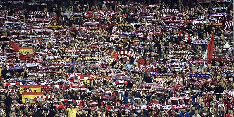 Record para el Atlético de Madrid: 54mil abonados en su nuevo estadio