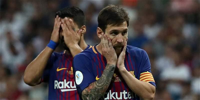 Escándalo por supuesto interés del City por pagar cláusula de Messi
