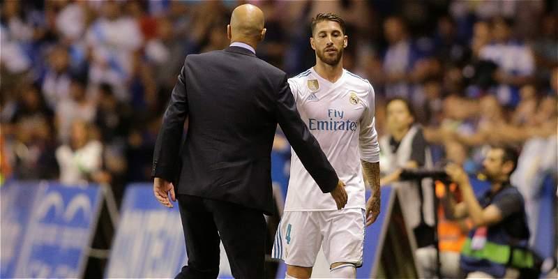 Zidane celebró un feliz inicio en Liga: triunfo 0-3 contra Deportivo