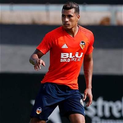 Jeison Murillo, convocado por Valencia para enfrentar al Real Madrid