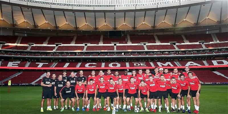 Atlético de Madrid estrena estadio sin margen de error contra Málaga