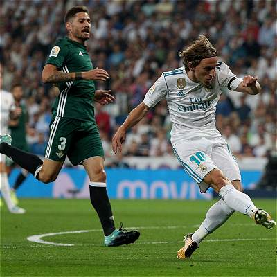 ¡Sorpresa! Betis venció a Real Madrid 0-1 en el Bernabéu por la Liga