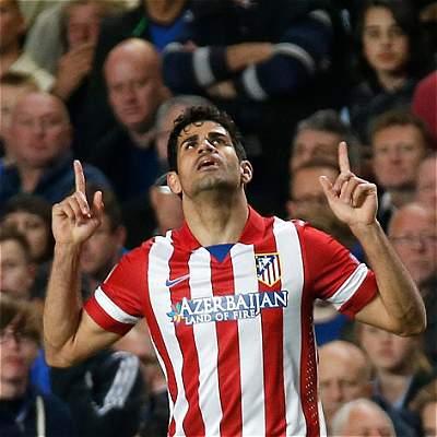Por 62 millones de euros, Chelsea traspasó a Diego Costa al Atlético