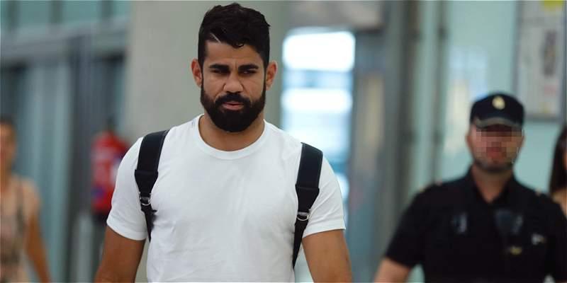 \'Todos sabemos que tenía ganas de volver al Atlético\': Diego Costa