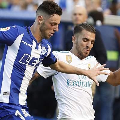 Real Madrid venció a Alavés