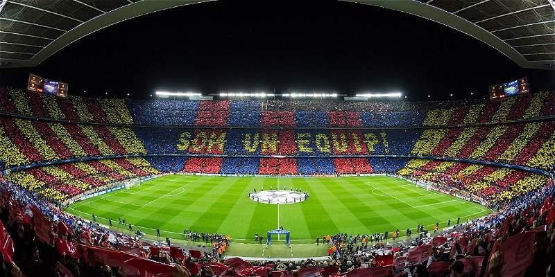 ¡Feliz cumpleaños Camp Nou!, 60 años del estadio del Barcelona