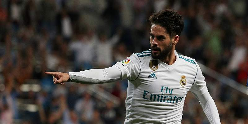 Isco comandó al Real Madrid, que venció 2-0 al Espanyol en el Bernabéu