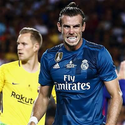 Una nueva lesión para Gareth Bale en el sóleo de la pierna izquierda