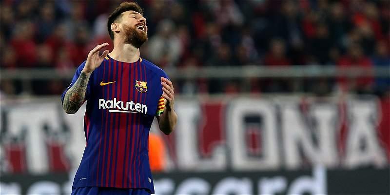 Barcelona quiere afianzar su liderato contra el Sevilla,de Luis Muriel