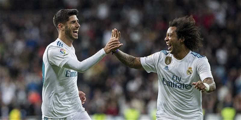 Real Madrid volvió a recuperar la sonrisa: 3-0 sobre Las Palmas