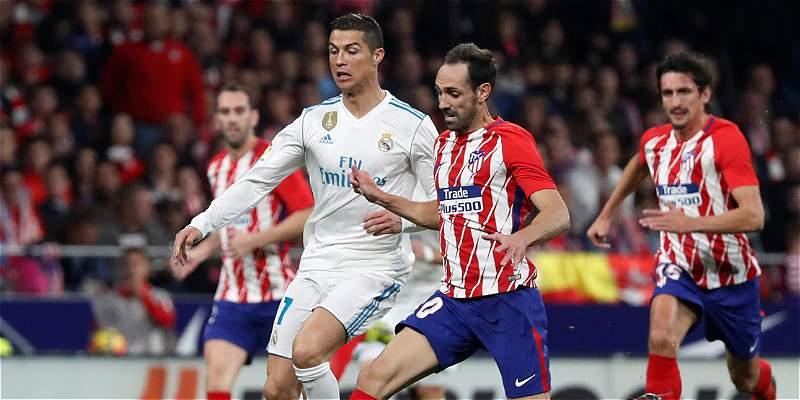 El derbi madrileño en el Wanda acabó en tablas: Atlético 0- Madrid 0