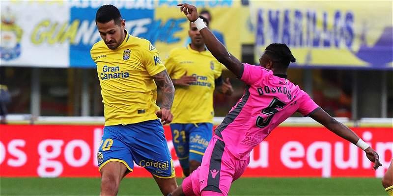 Levante volvió a ganar tras dos meses: superó 0-2 a Las Palmas