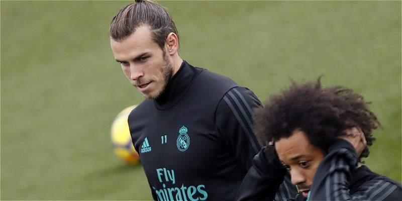 Bale no vuelve en Real Madrid