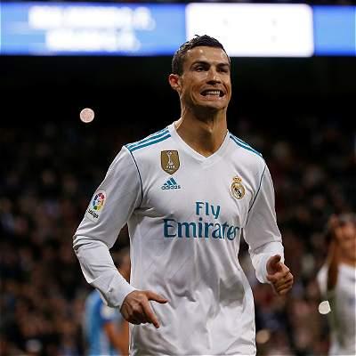 Con sufrimiento, Real Madrid se impuso 3-2 al Málaga en el Bernabéu