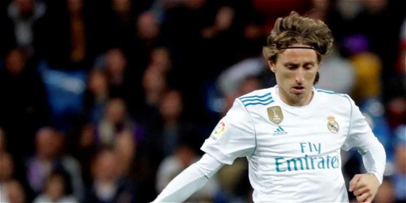 La Fiscalía de Madrid denunció a Luka Modric por delito fiscal