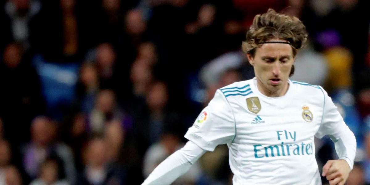 Luka Modric Fue Acusaso De Delito Fiscal Liga De Espa A