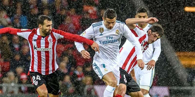 Real Madrid no pudo en Bilbao: empate 0-0 contra el Athletic Club