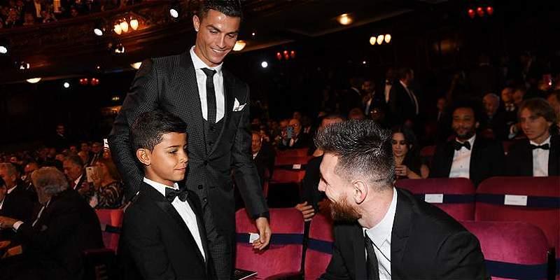 \'Espero que la batalla con Messi continúe\': Cristiano Ronaldo