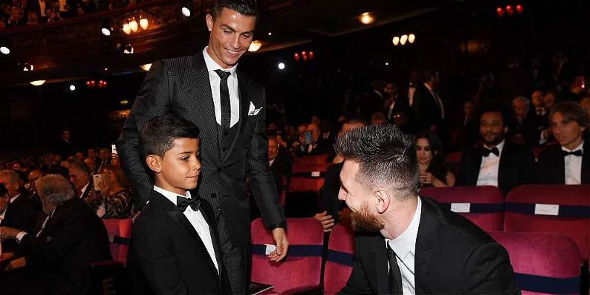 'Espero que la batalla con Messi continúe': Cristiano Ronaldo